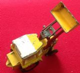 Corgi Massey Fergusson MF 50B Tractor with shovel